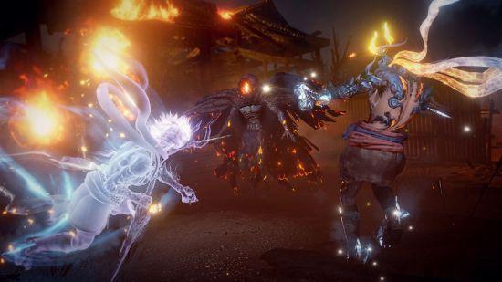 仁王2のゲーム紹介画像