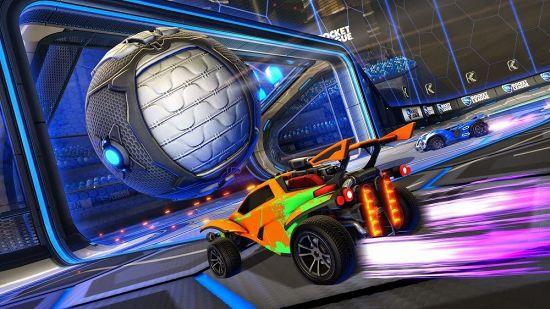 ロケットリーグ コレクターズ・エディションのゲーム画像