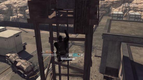 METAL GEAR SURVIVEのゲーム画像
