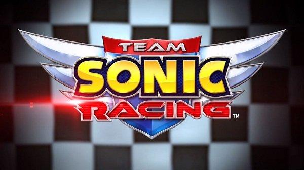 チームソニックレーシングのロゴ