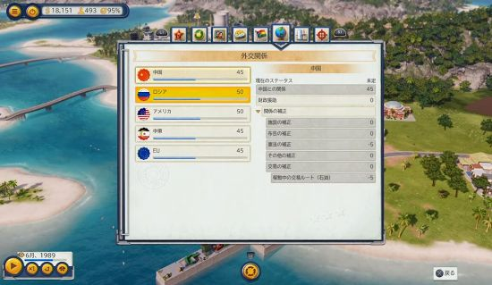 TROPICO6のゲーム紹介画像