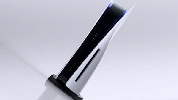 PS5の背面