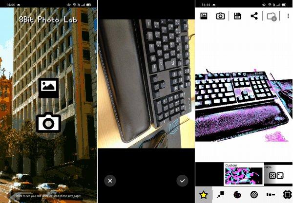 8Bit Photo Labの紹介画像
