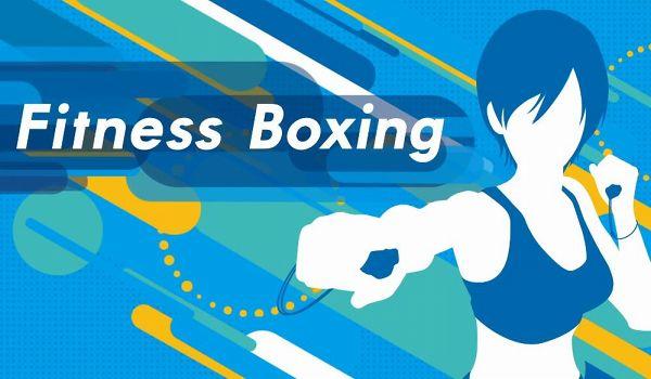 Fit Boxingのタイトル