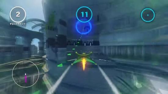 ソニック&オールスターレーシングのゲーム画像