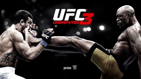 UFC Undisputed 3のタイトル