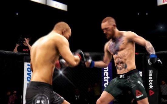EA SPORTS UFC 3のPV画像