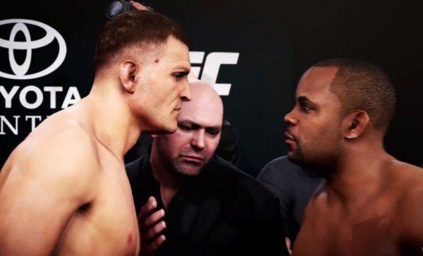 EA SPORTS UFC 3の紹介画像