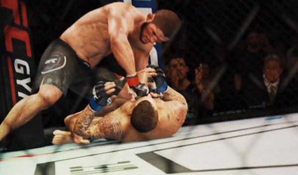 EA SPORTS UFC 4の紹介画像