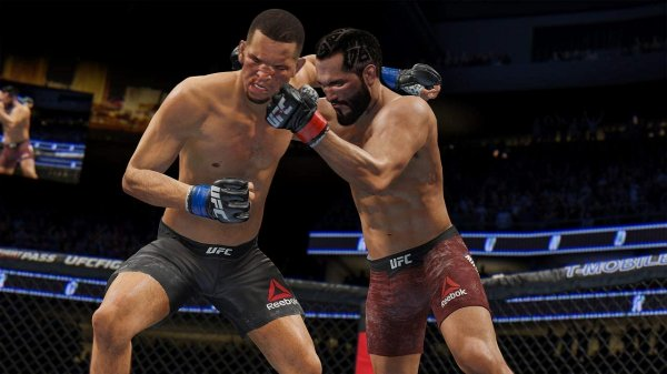 EA SPORTS UFC 4のゲーム画像
