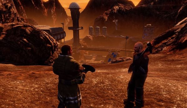 Red Faction Guerilla Re-Mars-Teredのゲーム画像