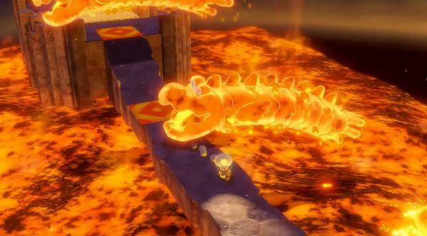 進め! キノピオ隊長のゲーム紹介画像
