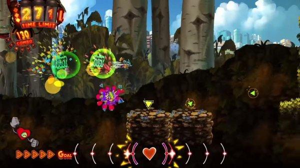 MAD RAT DEADのスイッチ版ゲーム画像
