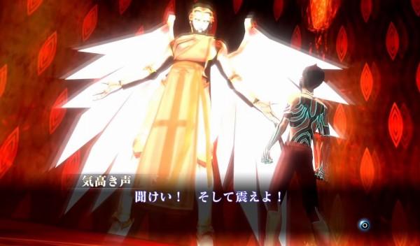 真・女神転生III NOCTURNE HD REMASTERのイベントシーン