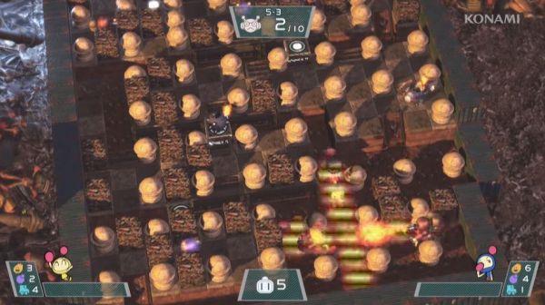 ボンバーマンRのゲーム紹介画像