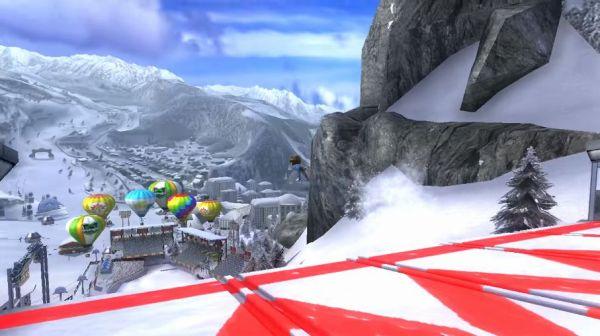 GO VACATIONのスキージャンプ