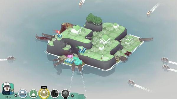 Bad Northのゲーム紹介画像