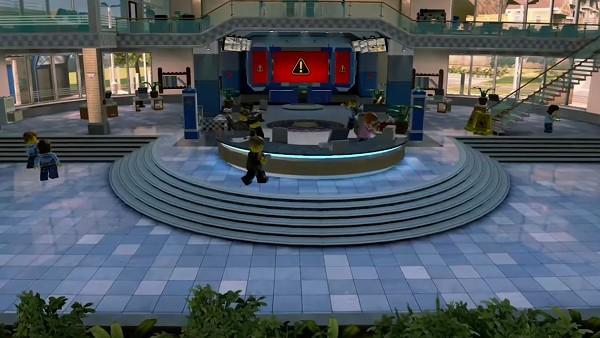 レゴシティアンダーカバーのゲーム画像
