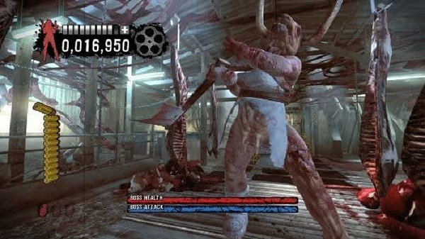 The House of The Dead: OVERKILL Director's Cutのゾンビバトル