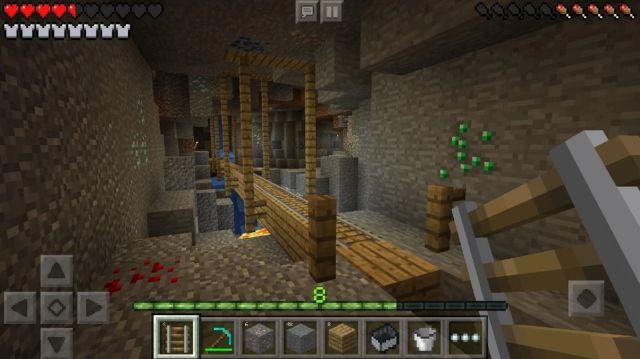 Minecraft appの画像