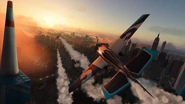 ザ クルー2の飛行機