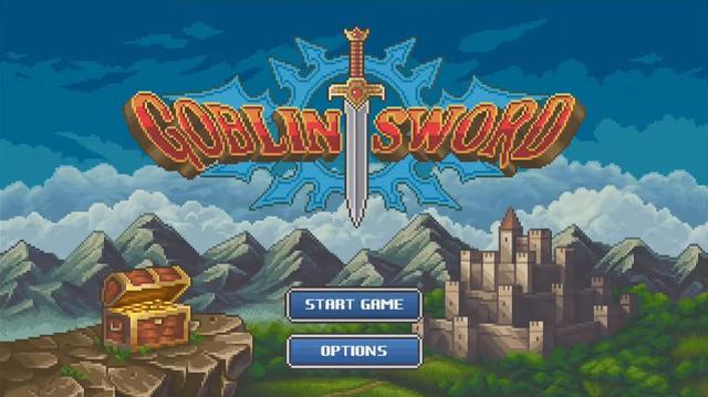 Goblin Swordのタイトル