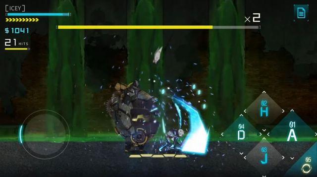 ICEYのゲームアプリ画像