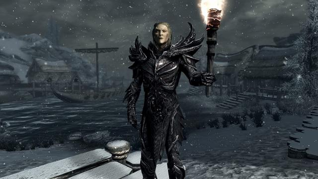 The Elder Scrolls V: Skyrim(R) - Switchの紹介画像